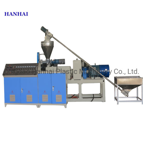 PVC Fencing Water Stop Wall Panel/Board Marble Profile Fast Loading Extrusion Line