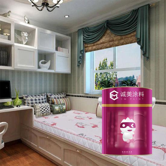 China Interior Latex Paint Deodorization Cool Wall Paint - China Interior Latex Paint, Latex Coating