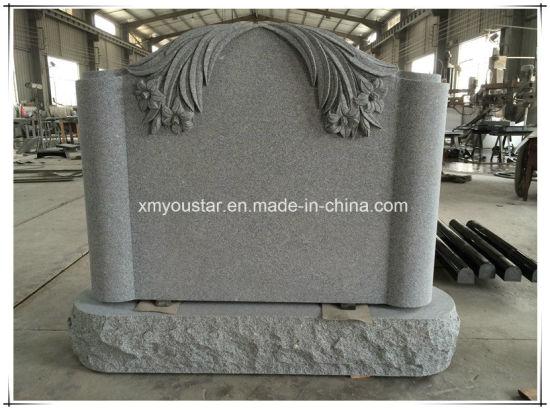 Wholesales China Factory Gray Granite Carving Cost Of