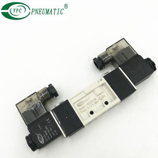 Mindman Aluminium Alloy Solenoid Valve - China Pneumatic Polit Valve on