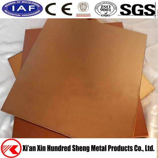 Colored AISI 316 Stainless Steel Sheet / Plate Price pictures & photos