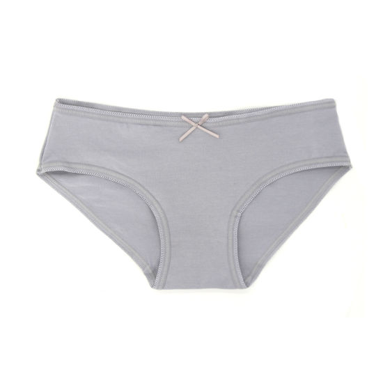 c37a1df20 High-Quality Pure Cotton Indentation Middle-Waisted Crotch of Cotton Women′s  Underwear