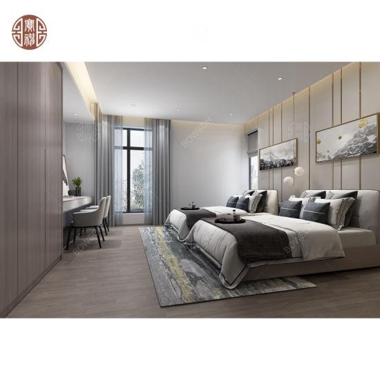 Customized Hotel Villa Furniture Modern Style for Villa Groups Project in Saudi Arabia