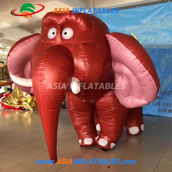 Custom Giant Inflatable Eleplant for Festival Atmosphere