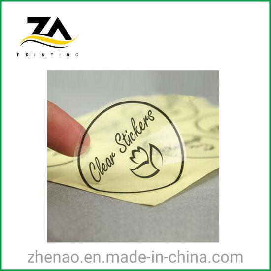 Best Price Custom Vinyl Sticker Label Printing