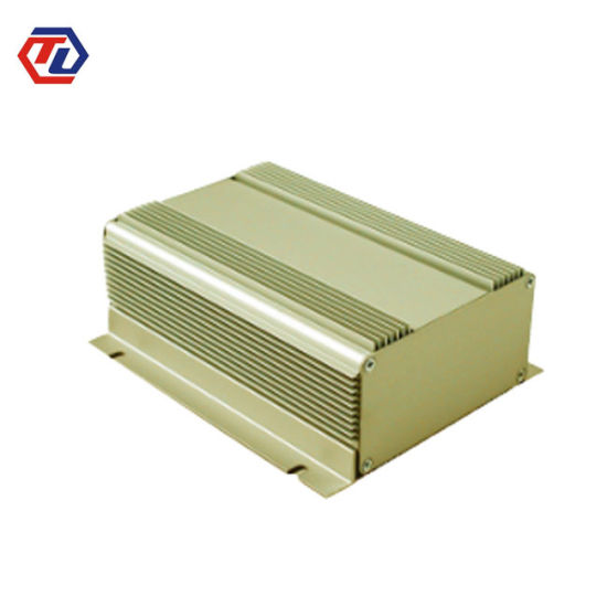 Electronics Metal Aluminum Enclosures for Switching Power Supply