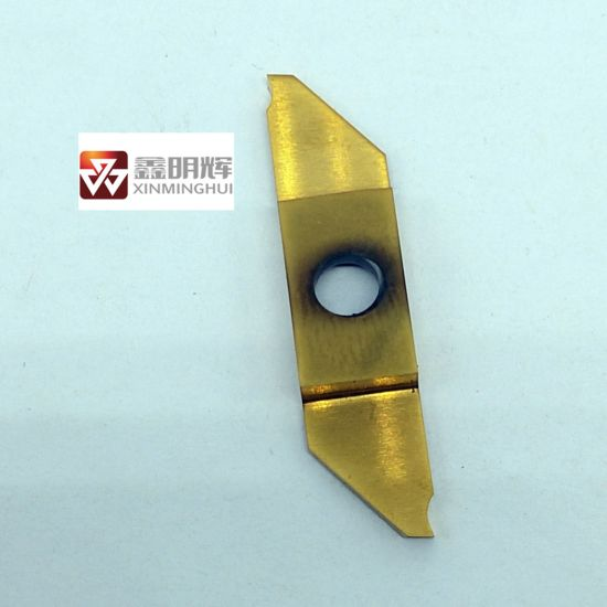 CNC Machine Turning/Milling/Cutting Tools with PCD/CBN Material Making Cutting Inserts