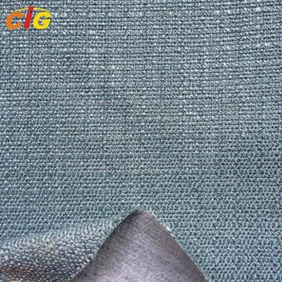 Jacquard Sofa Upholstery Fabric with Various Colors for Sofa /Curtain/ Cushion/ Chairs