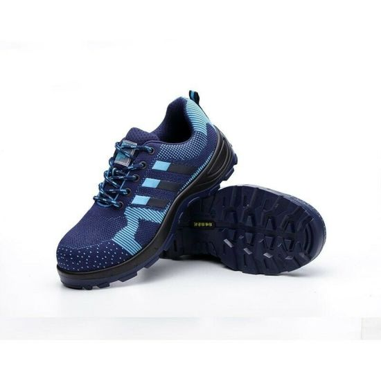 China Mens Steel Toe Shoes Safety Shoes