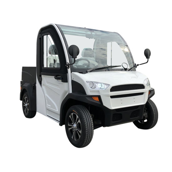 Semi-Enclosed Large Load Capacity Electric Truck/Pickup/Car pictures & photos
