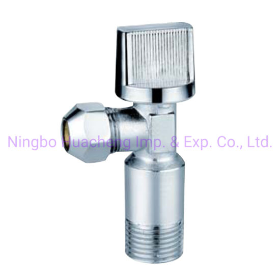 Hot Sale Brass Economic Type Angle Valve pictures & photos