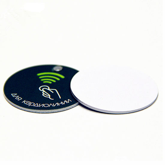 Access Control System 125kHz 13.56MHz RFID Coin Card pictures & photos