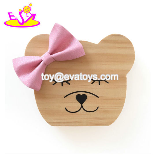 New Design Animal Wooden Kids Room Decor with Low Price W02A361