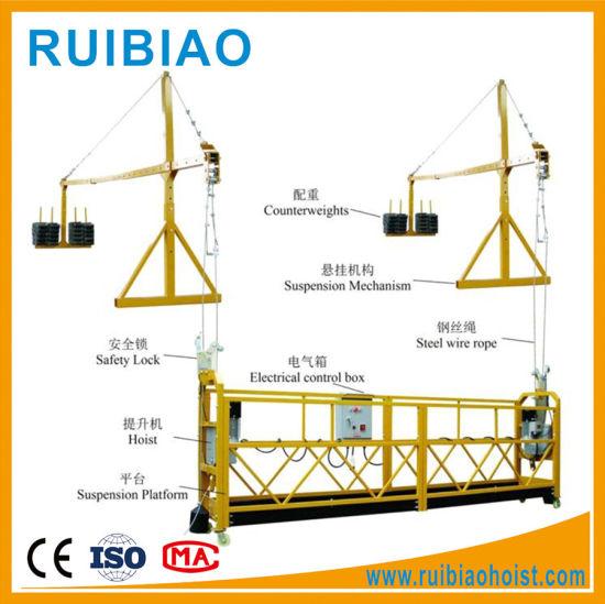 Suspended Platform Building Cleaning Cradle
