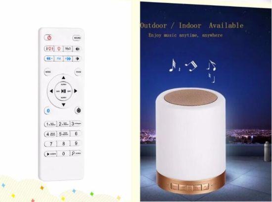 Sq112 Mini Quran MP3 Touch Lamp Bluetooth Mini Quran Speaker 8GB 5W