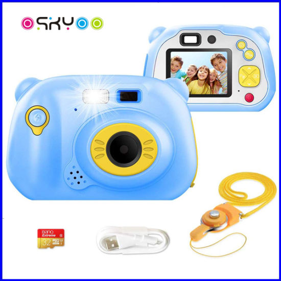 Creative Gifts 8MP HD Video Digital Camera Kids Educational Toys pictures & photos