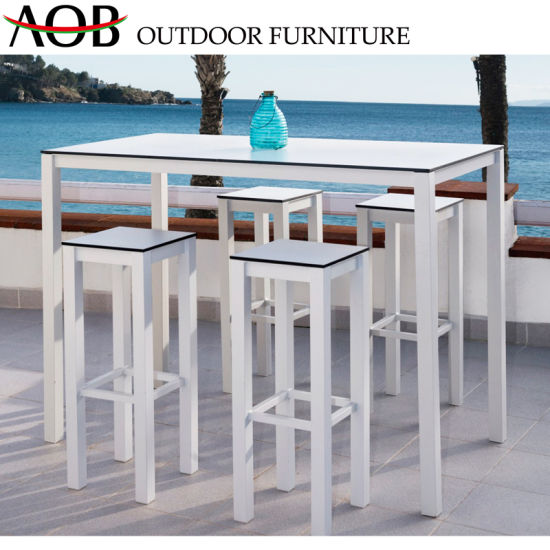 Astounding Contemporary Outdoor Chinese Garden Hotel Patio Restaurant Bistro Villa Resort Wholesale Furniture Bar Stools Chair And Table Forskolin Free Trial Chair Design Images Forskolin Free Trialorg