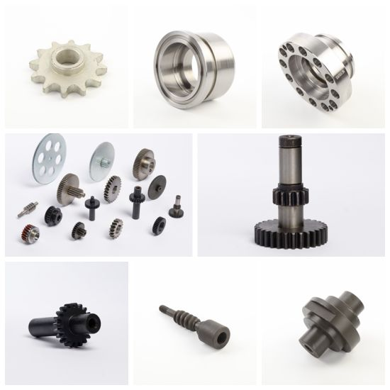 High Precision Custom CNC Machining Part Workout Gear