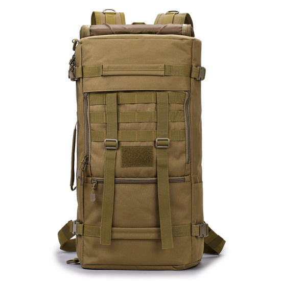 Polyester Molle Surplus Army Tactical Military Rucksack Bag for Travel
