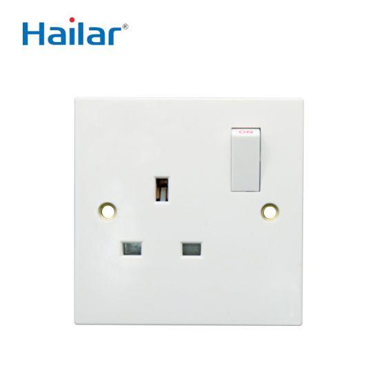 Switch Socket (UK standard)