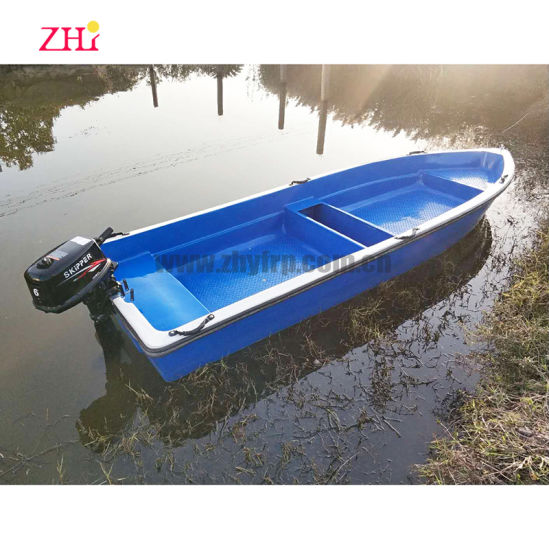 8m Fiberglass Cabin Fishing Boat for Sale