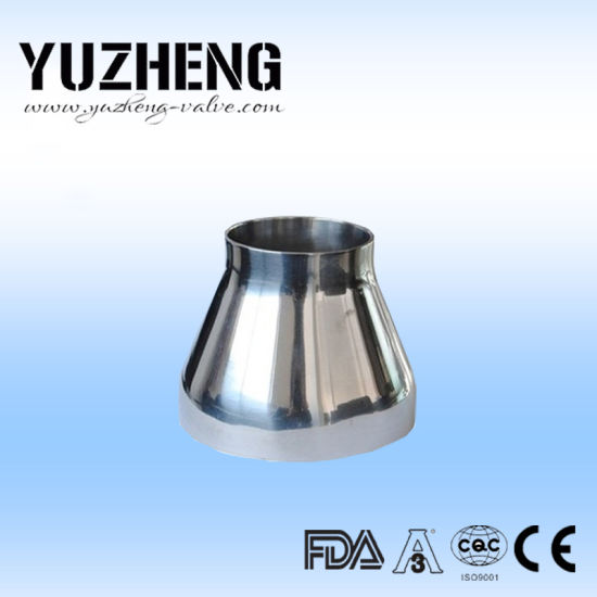 Sanitary Stainless Steel Eccentric Reducer