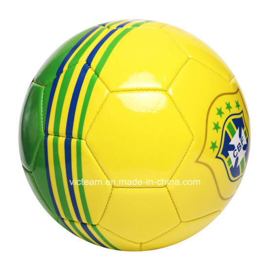 Bargain Awesome Star Soccer Ball for Promotion pictures & photos