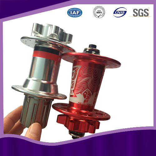 Front Wheel Bearing Hub for Bicycle with High Quality pictures & photos