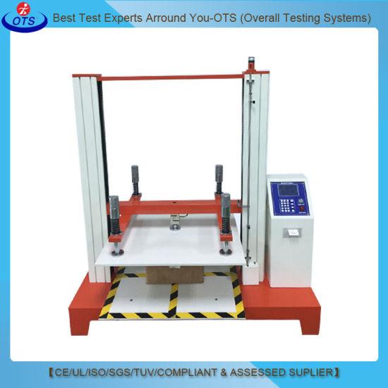 Large Capacity Carton Compression Testing Machine