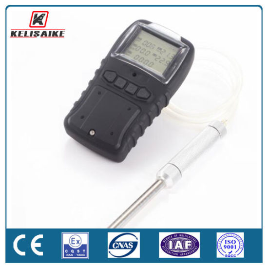Ce Approved Monitoring System Hydrogen Gas Detector pictures & photos