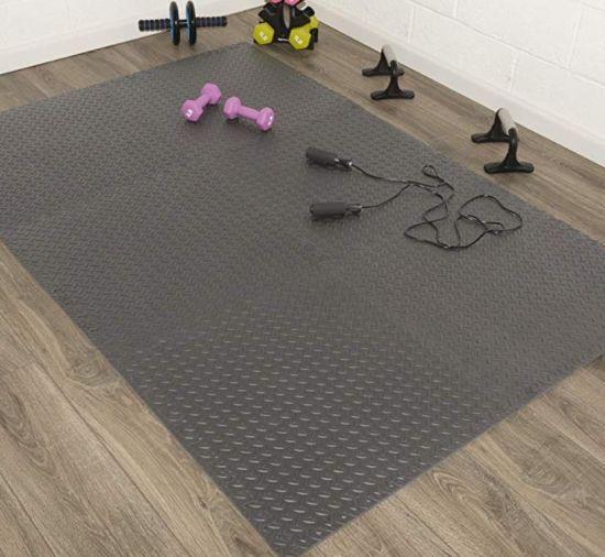 Multipurpose Anti-Fatigue Exercise Puzzle Mat Tiles - Interlocking EVA Foam Mat Tiles