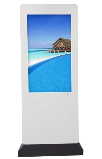 Outdoor Display with Intelligent Temperature Control System pictures & photos