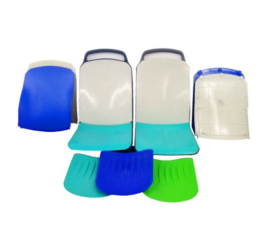 Export Foreign Trade ODM & OEM Automotive Plastic Parts Bus Seat Plastic Plate Mold Design and Production
