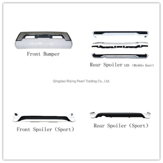 Car Body Parts/Body Kits for Toyota 2016 Land Cruiser