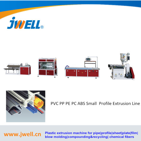 PVC Cable Trunking Machine Plastic Cable Wire Trunking Extrusion Machine