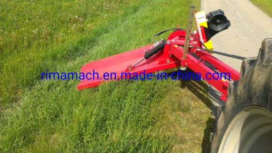 China Agricultural Machine 3 Point Linkage Tractor Behind Pto Finishing Mower