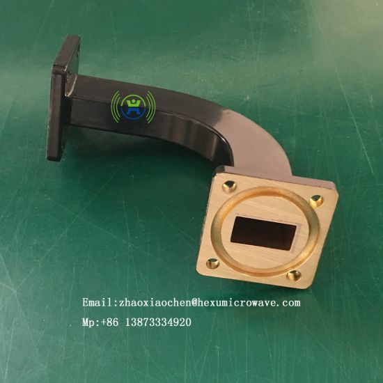 Wireless TV Broadcasting Rigid Waveguide Unit pictures & photos