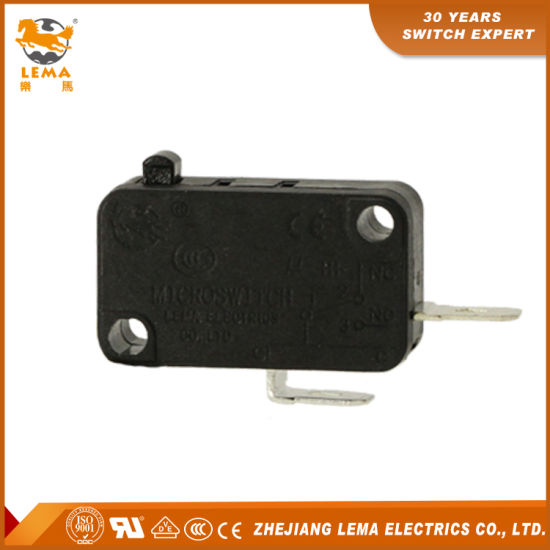 Normally Open Switch >> Factory Supply Kw7 0c Normally Open Actuator Plastic Micro Switch