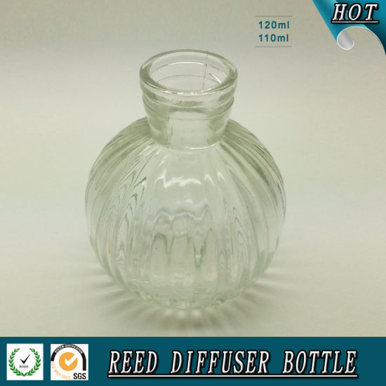 Round Glass Essential Oil Bottle 100ml 120ml pictures & photos