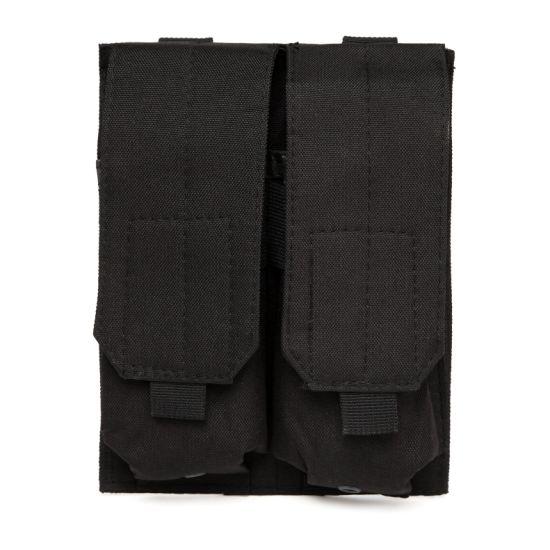 NEW Tactical Magazine Pouch Double Pistol Pouch Cartridge Clip Holder Pouch