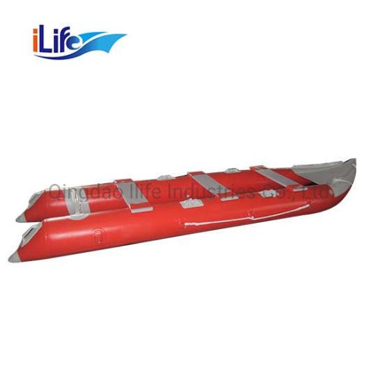 Ilife Single Fishing Kayak Sunshine Angler Sit on Top China Sea Wholesale Inflatable Fishing Kayak