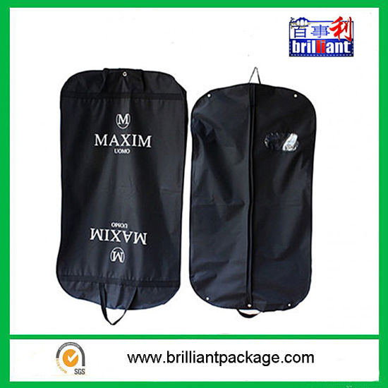Suit Cover Garment Bag, Made of Nonwoven PP, Available in Various Colors and Sizes pictures & photos
