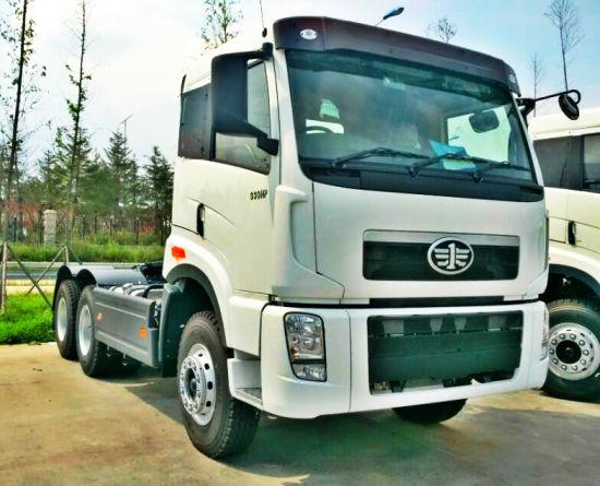 FAW J5 380HP truck tractor/ Rhd FAW Tractor Truck