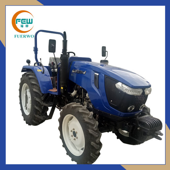 70HP Agricultural Machinery Fram/Diesel Farm/Agricultural Tractor