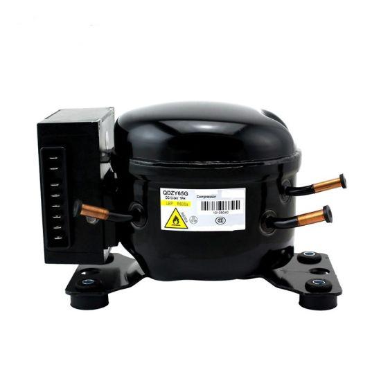 China R134A Low Back Pressure DC Compressor For Refrigerator