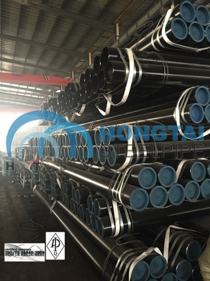 Lowest Price Hot Rolled ASTM A53 Gr B Seamless Steel Pipe with API Certificate pictures & photos