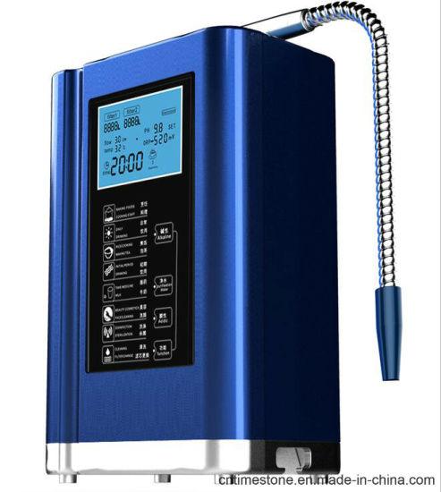 Hot Sale Alkaline Water Machine Alkaline Water Ionizer Water Ionizer Purifier Machine-Filtration System Alkaline Water Filter