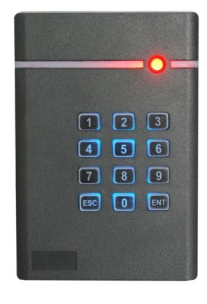 Wiegand 26/34 Access Control System Keypad and RFID Card Access Control System Ek-04b pictures & photos