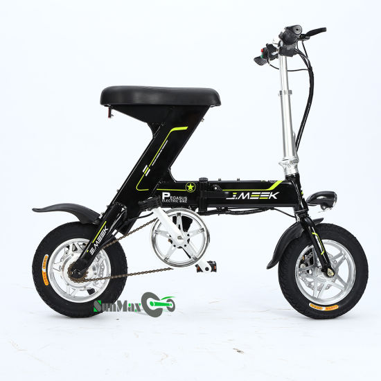 Simple Folding E-Bike Electric Bicycle China Price pictures & photos