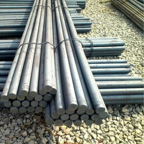 Hot Rolled Structural Steel Round Bars for Auto Parts